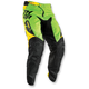 Flo Green/Yellow Fuse Dazz Pants