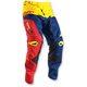 Navy/Red/Yellow Pinin Pants