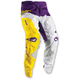 White/Purple Fuse Air Pinin Pants