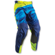 Navy/Lime Pulse Velow Pants