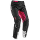 White/Magenta Womens Pulse Facet Pants