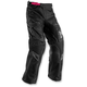 Black/Pink Womens Terrain Contour Pants