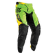Youth Green/Yellow Fuse Dazz Pant
