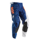 Youth Orange/Navy Pulse Aktiv Pants