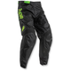 Youth Lime/Black Pulse Tydy Pants