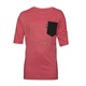 Youth Red Shroud Pocket T-Shirt