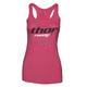 Womens Hot Pink Racerback Pinin Tank