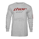 Gray Long Sleeve Charger Shirt