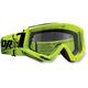 Fluorescent Green Conquer Goggles - 2601-2089