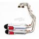 EXO Dual UTV Series Exhaust System - 13-7863