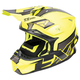 Hi-Vis/Charcoal/Black Blade Clutch Helmet