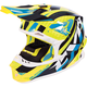 Hi-Vis/Navy/Blue Blade Throttle Helmet