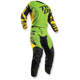 Flo Green/Yellow Fuse Dazz Jersey