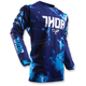 Youth Blue Pulse Air Tydy Jersey