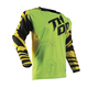Youth Flo Green/Yellow Fuse Dazz Jersey