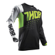 Youth Lime/Black Pulse Aktiv Jersey