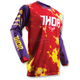 Youth Purple/Fire Pulse Tydy Jersey