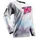 White/Red Fuse Air Lit Jersey
