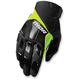 Black/Lime Rebound Gloves