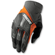 Charcoal/Orange Rebound Gloves