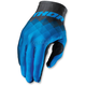 Blue Invert Pix Gloves