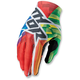 Multi Color Invert Tracer Gloves