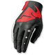 Red/Black Void Aktiv Gloves