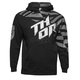 Youth Black/Gray Dazz Pullover Hoody