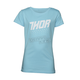 Youth Girl's Teal Aktiv T-Shirt