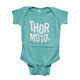 Teal/White Infant Crush SuperMini T-Shirt