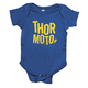 Blue/Yellow Infant Crush SuperMini T-Shirt