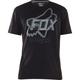 Black Planked Tech T-Shirt