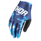 Youth Blue Tydy Gloves