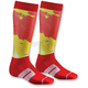 Red Moto Sub Sock