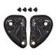 ClickRelease Snow HInge Plate for Qualifier/DLX, Revolver EVO, RS-1, Vortex and 2005-15 Star Helmets - 2035603