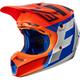 Orange V3 Creo Helmet