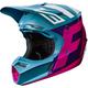 Teal V3 Creo Helmet