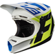 White/Yellow V3 Creo Helmet