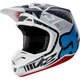 Red/White V2 Nirv Helmet