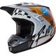 White V2 Rohr Helmet