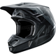 Black/Gray V2 Rohr Helmet