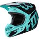 Green V1 Race Helmet
