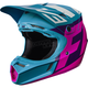 Youth Teal V3 Creo Helmet