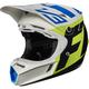 Youth White/Yellow V3 Creo Helmet