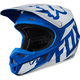 Youth Blue V1 Race Helmet