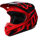Youth Red V1 Race Helmet