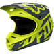Youth Yellow V1 Race Helmet