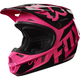 Youth Pink V1 Race Helmet