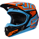Youth Black/Orange V1 Falcon Helmet