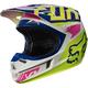 Youth Navy/White V1 Falcon Helmet